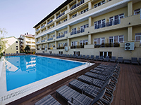 Отель «Sunmarinn Resort Hotel All inclusive» Анапа